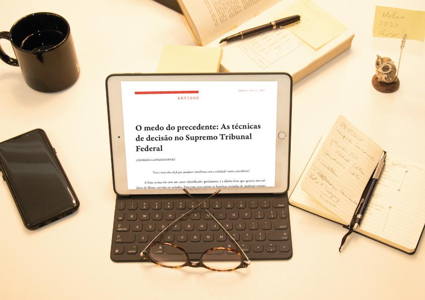 #dicadopedroso: O MEDO DO PRECEDENTE: AS TÉCNICAS DE DECISÃO NO SUPREMO TRIBUNAL FEDERAL