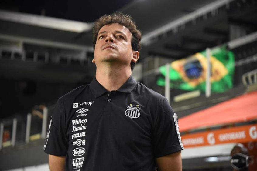 Santos goleia pela primeira vez com Diniz; última foi há 23 jogos