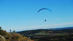 Um passeio rápido até a vizinha Lapa para voar