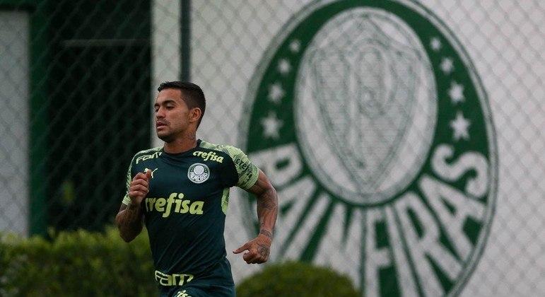 Dudu é inscrito no BID e fica livre para jogar pelo Palmeiras