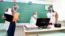 Educação de Jovens e Adultos retoma aulas presenciais nesta quarta (28) em Maringá