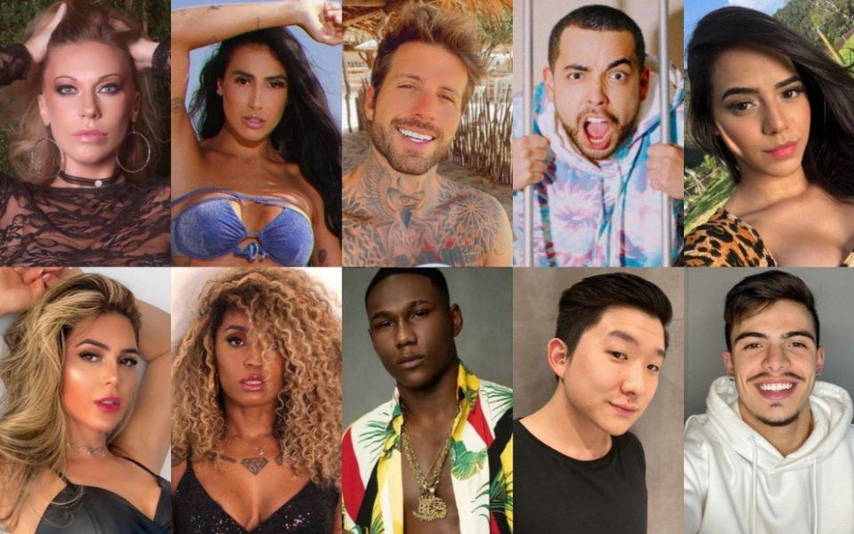 Ilha Record: conheça os participantes do novo reality show