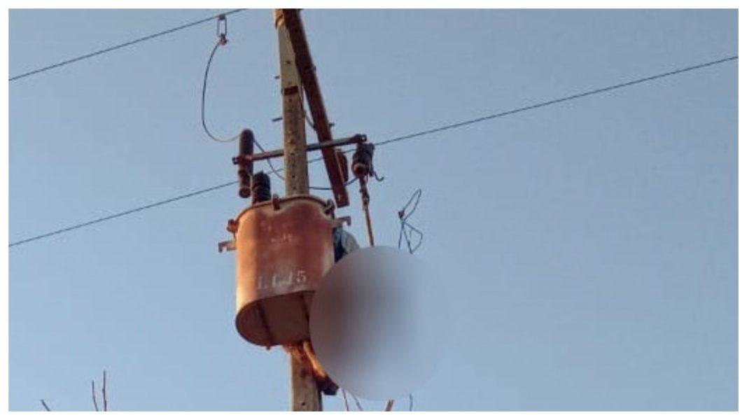 Homem morre eletrocutado ao tentar furtar transformador em Assis Chateaubriand