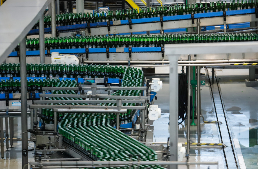 Indústria paranaense avança 20% nos primeiros cinco meses do ano