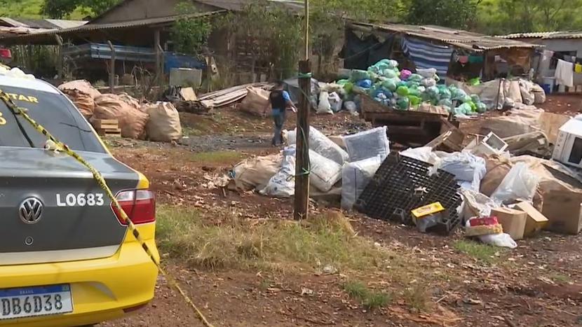 Depois de um ano do caso, homem é preso pelo homicídio de Fátima Aparecida, na zona sul de Londrina