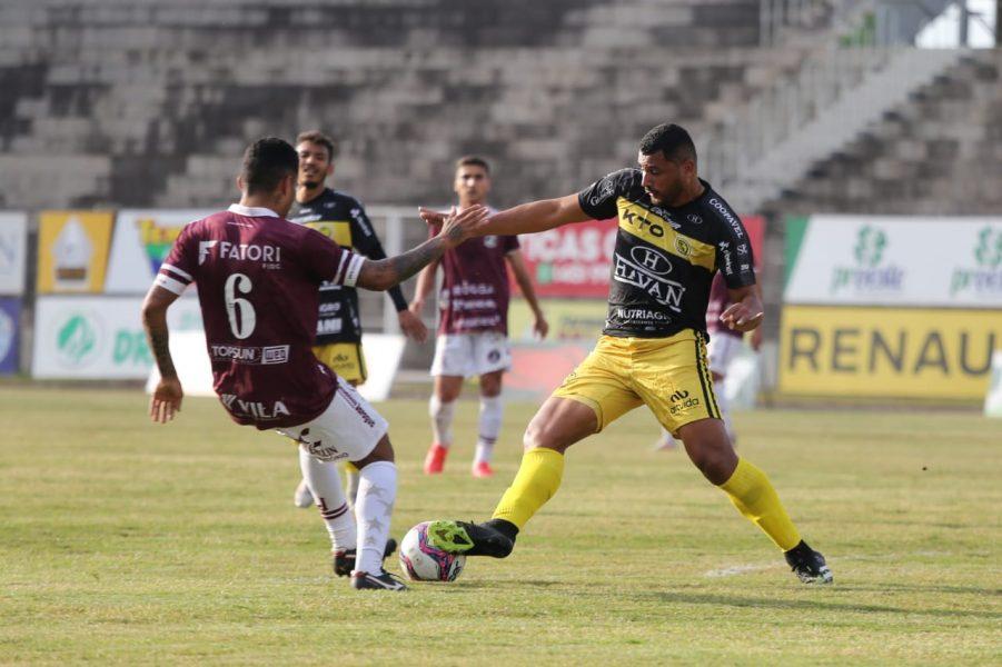 FC Cascavel vence Juventus por 1×0 e se mantém invicto e na liderança do grupo 8