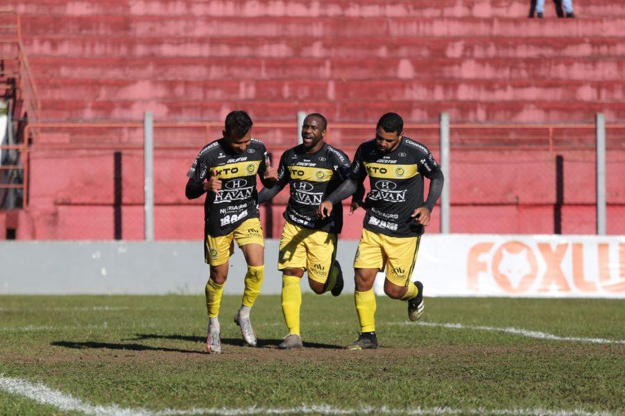 FC Cascavel vence Rio Branco por 4×1 e termina primeiro turno como líder invicto do Grupo 8