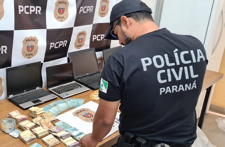 41 pessoas são presas por golpe do falso empréstimo; prejuízo superior a R$ 30 milhões