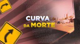 Curva da morte na Avenida Brasília no Novo Mundo virou palco de vários acidentes graves