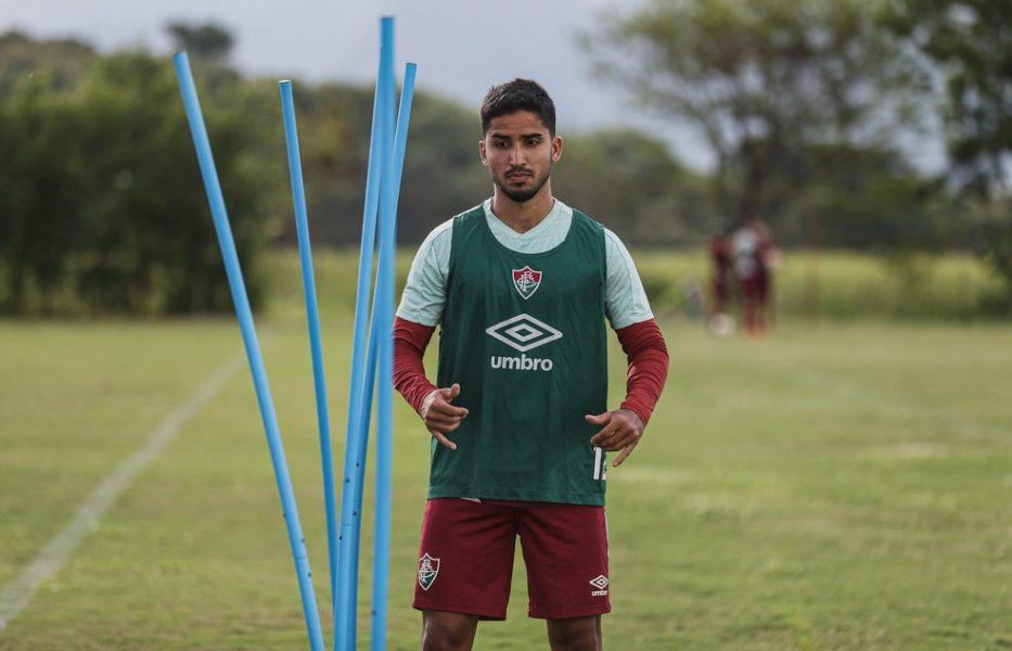 Igor Julião deixa o Fluminense rumo a Europa