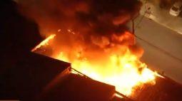 Cinemateca Brasileira é parcialmente destruída por incêndio em São Paulo; vídeo