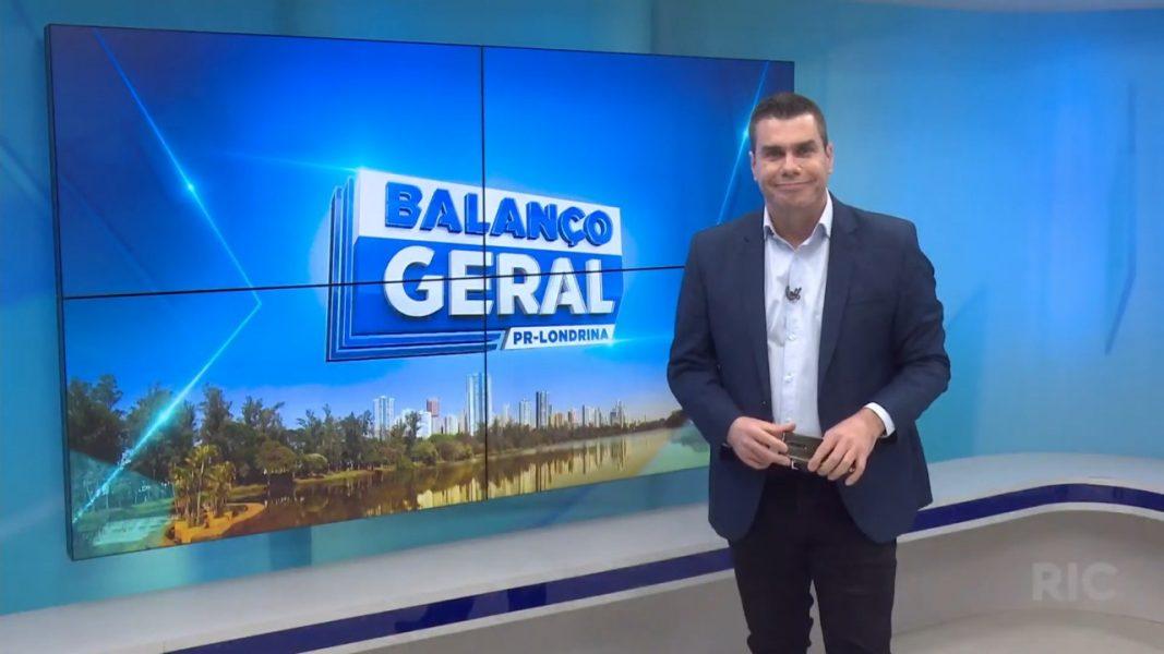 Jornalismo dispara na audiência e consolida crescimento da RIC Record TV Londrina
