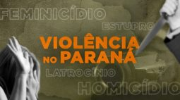 Curitiba tem 900 casos de violência contra a mulher por mês