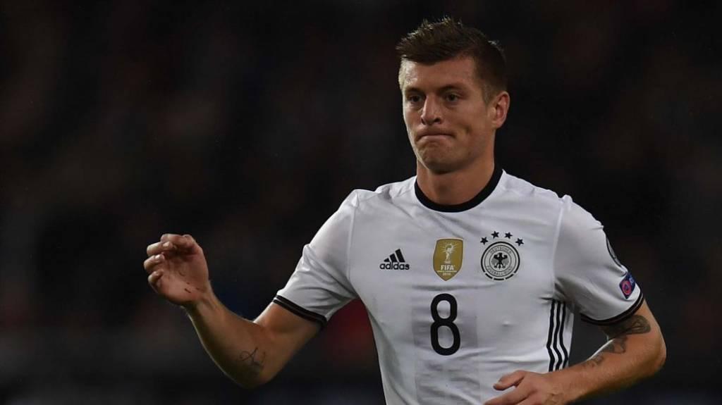 """""""Não conseguiu liderar a equipe"""", diz Lothar Matthaus  sobre Toni Kroos"""