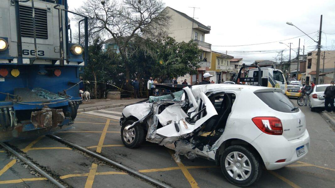 Autoridades discutem projeto para retirada das linhas férreas da área urbana de Curitiba