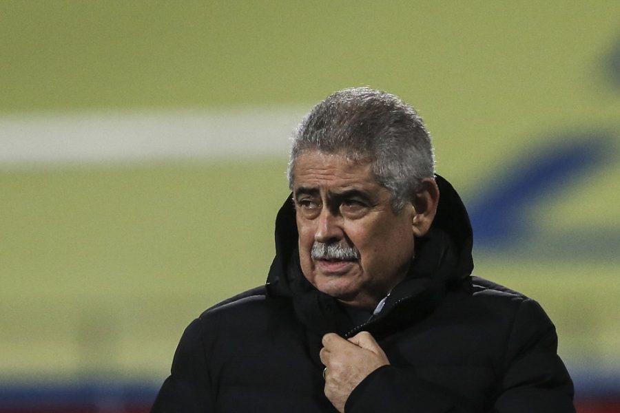Após acusações, Luís Filipe Vieira tira licença da função de presidente do Benfica