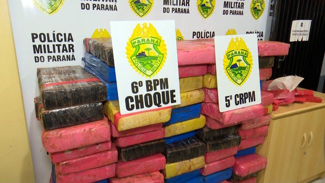 Combate ao tráfico de drogas diminui a violência, aponta 5º Comando Regional da PM