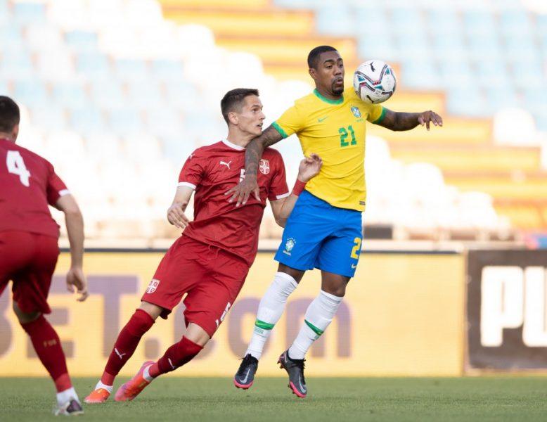 Malcom é convocado para Seleção Olímpica no lugar de Douglas Augusto