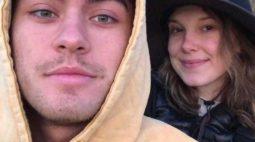 Suposto ex namorado de Millie Bobby Brown faz comentários obscenos sobre a atriz