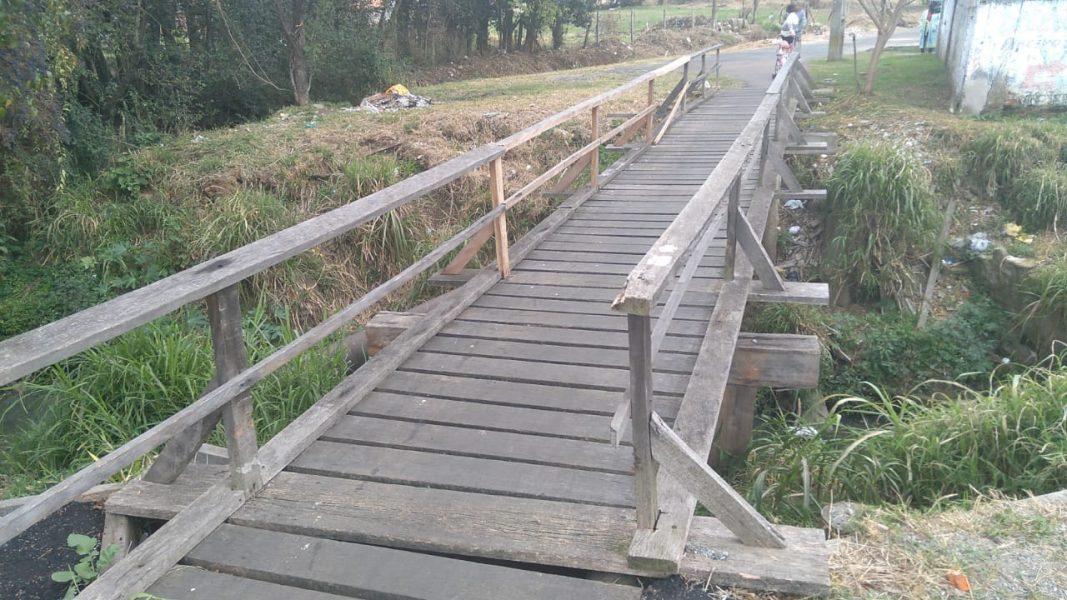 Idoso é encontrado morto embaixo de ponte no bairro Pinheirinho, em Curitiba