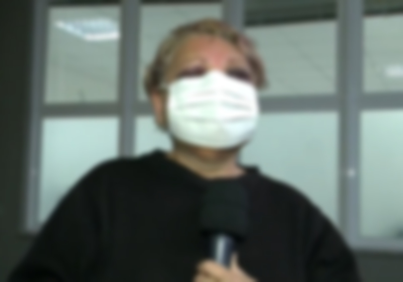 Mulher tem casa invadida, é espancada e precisa ser levada ao hospital; ex-marido é suspeito