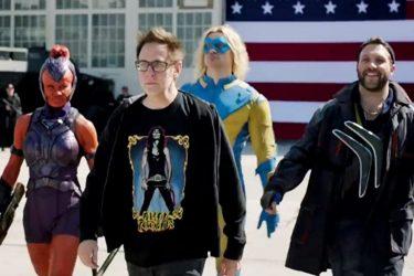 James Gunn diz que maioria dos filmes de super-herói são chatos