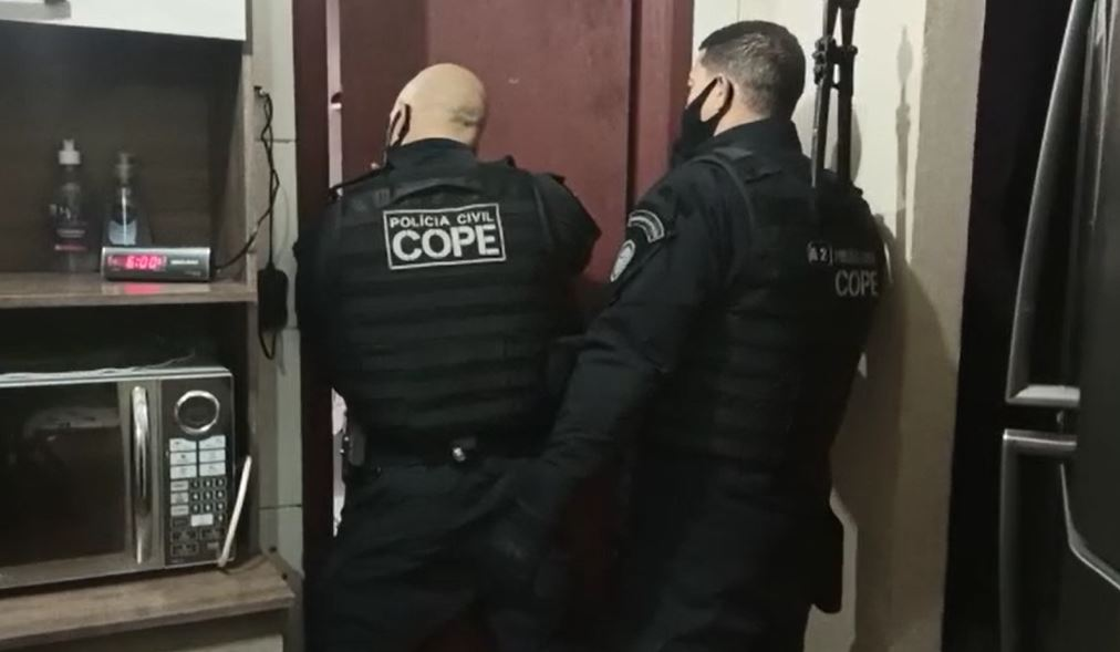 PCPR realiza operação contra grupo suspeito de causar prejuízo de R$ 30 milhões, com golpe do falso empréstimo