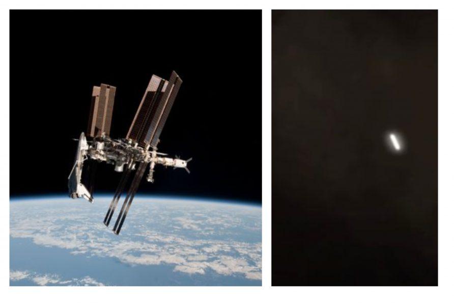 OVNI aparece em transmissão ao vivo da NASA; assista!