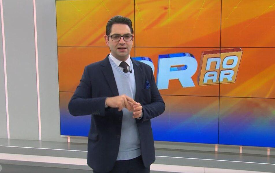 Paraná no Ar: Acompanhe tudo sobre as buscas por suspeito de estupro na RMC que fugiu da delegacia