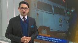 Paraná no Ar: Tudo sobre a chegada da frente fria e as notícias da madrugada