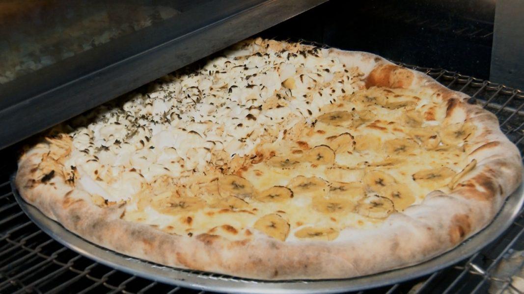 Paixão nacional: Hoje é dia da Pizza;  qual é seu sabor preferido?