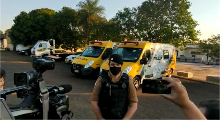 PM de folga é assaltado e tem sua arma levada pelos bandidos