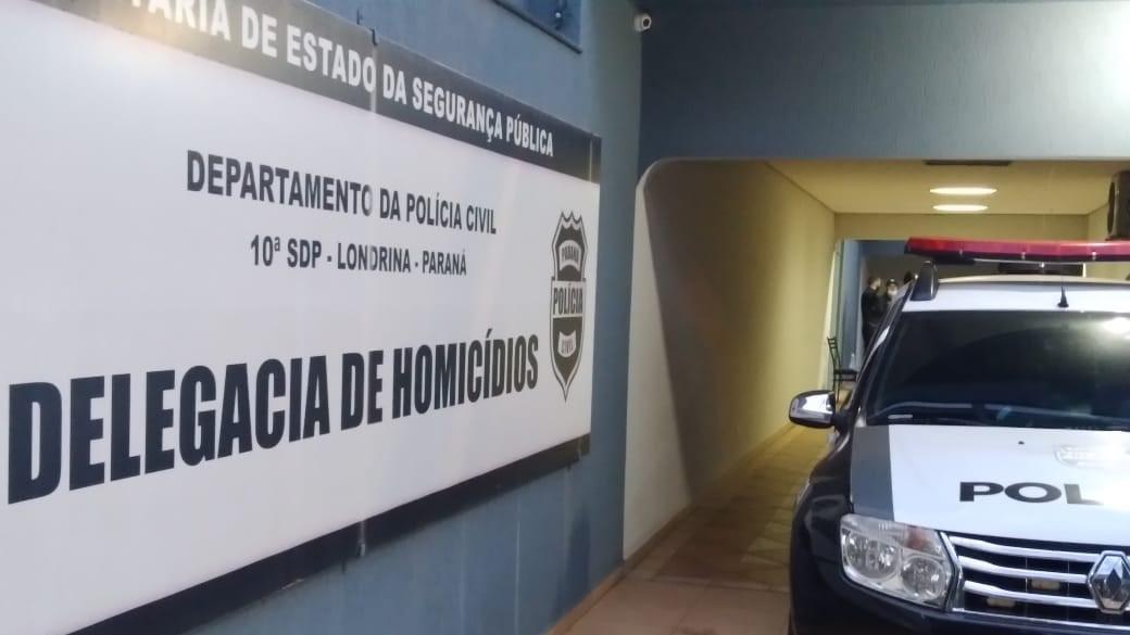 Suspeitos de matar morador de rua em Londrina são presos pela Polícia Civil