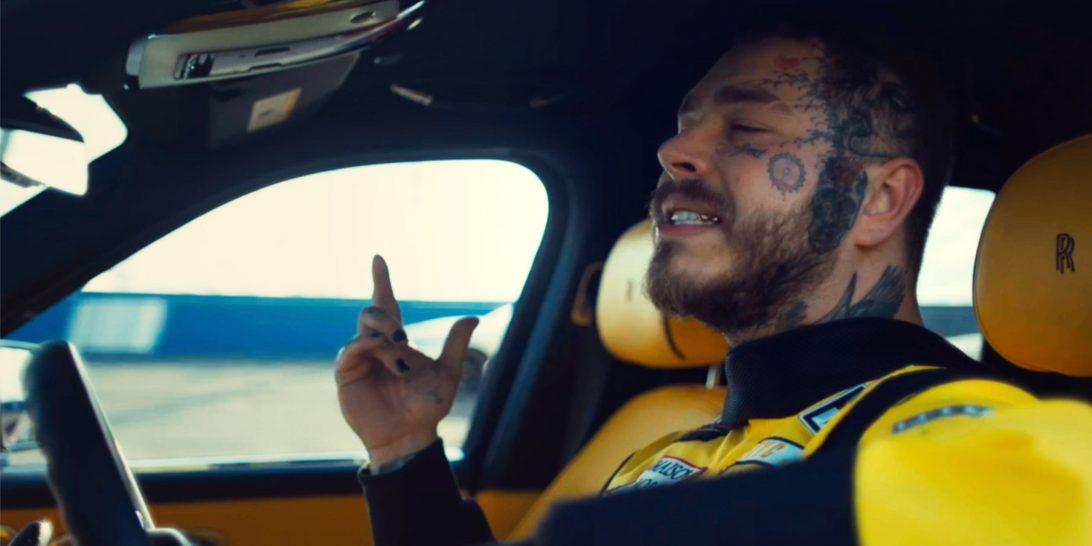"""Post Malone lança single e clipe de """"Motley Crew"""""""