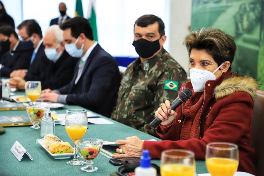 Ponta Grossa entra de cabeça na briga para abrigar Escola de Sargentos do Exército