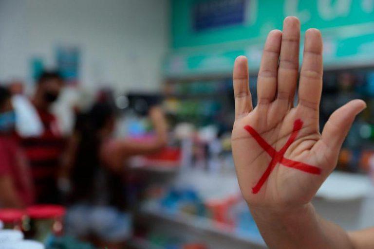Programa Sinal Vermelho Contra a Violência Doméstica se torna lei federal