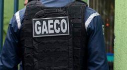 Gaeco cumpre mandados contra policiais suspeitos de envolvimento em esquema de jogos de azar