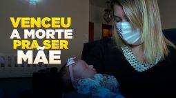 Conheça a história da Londrinense que superou a dengue para ser mãe