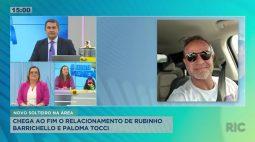 Chega ao fim o relacionamento de Rubinho Barrichello e Paloma Tocci