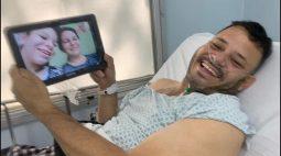 Senado analisa projeto que regulamenta visitas virtuais a pacientes em UTIs