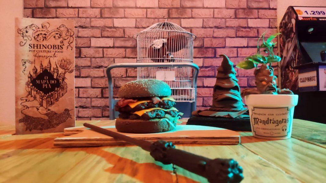 Gastrogeek de Curitiba apresenta experiência mágica inspirada em Harry Potter