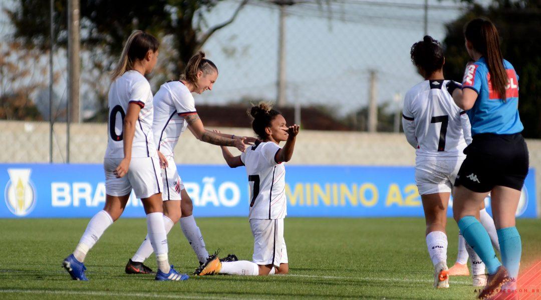Athletico vence o Bragantino por 4 a 2 leva vantagem para o jogo de volta
