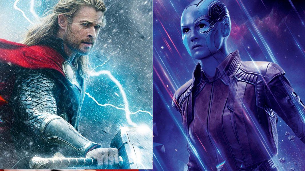 Karen Gillan diz que Chris Hemsworth está ainda mais hilário em Thor: Love and Thunder