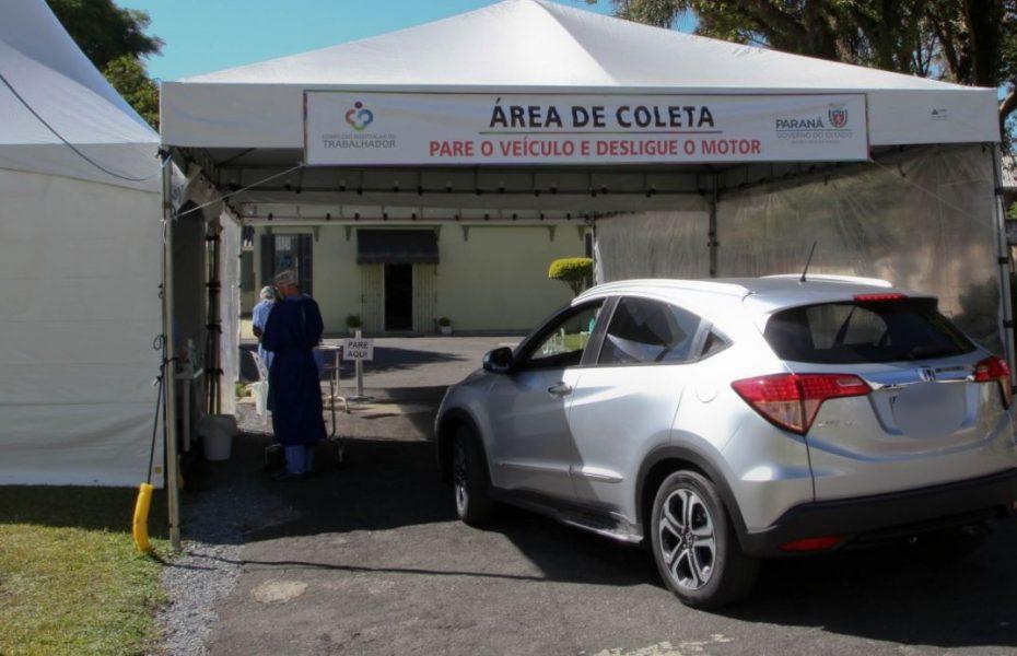 Apucarana (PR) confirma terceiro caso da variante delta