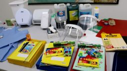 Prefeitura de Londrina visita escolas para garantir retorno seguro das aulas presenciais