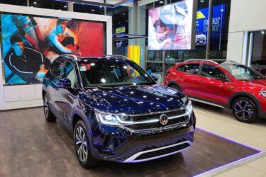 Primeiras unidades do Volkswagen Taos chegam às concessionárias brasileiras