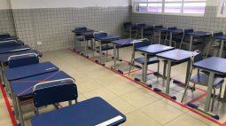 Maringá prepara escolas para volta às aulas nesta quarta-feira (28)