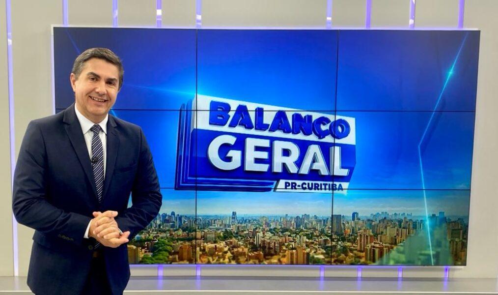 Confira AO VIVO a edição desta quinta (1) do Balanço Geral Curitiba