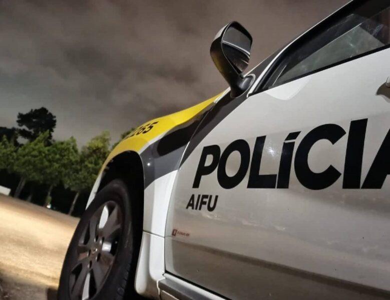 AIFU fecha dois estabelecimentos e prende quatro pessoas durante operação em Curitiba