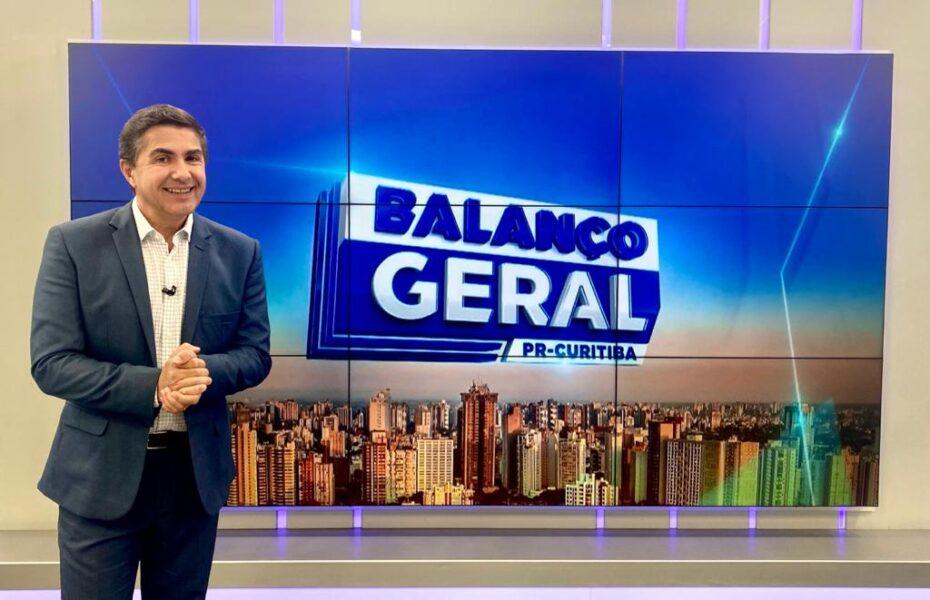 Assista ao vivo as principais notícias desta sexta (2) em Curitiba no Balanço Geral